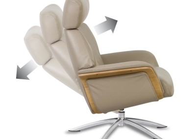 SPACE 57.57 RECLINER